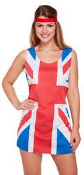 Ladies Union Jack Dress