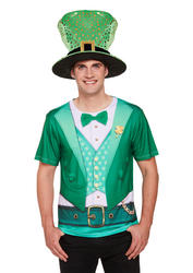 Adults Lucky Irish Shirt