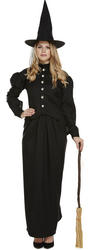 Ladies Classic Witch Costume