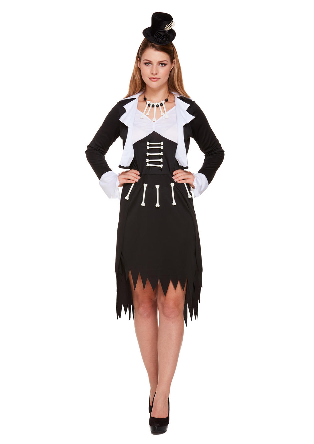 Voodoo Woman Costume