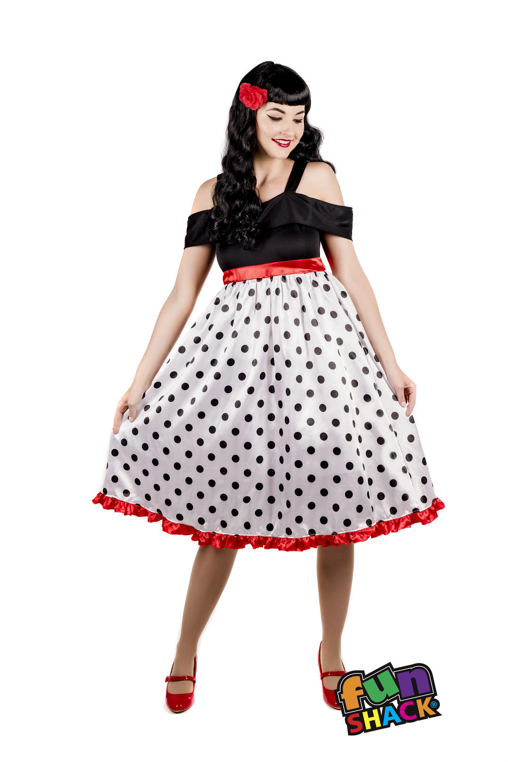Ladies Rockabilly Dress