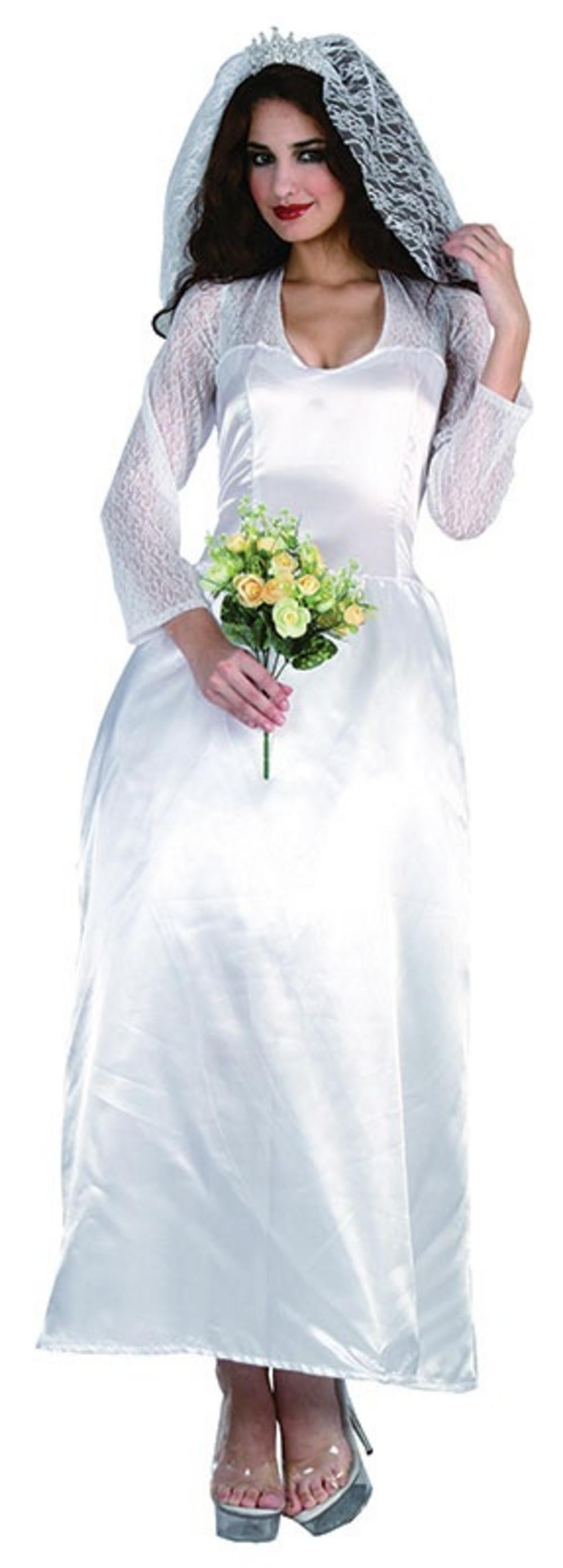 Royal Bride Kate Middleton Costume