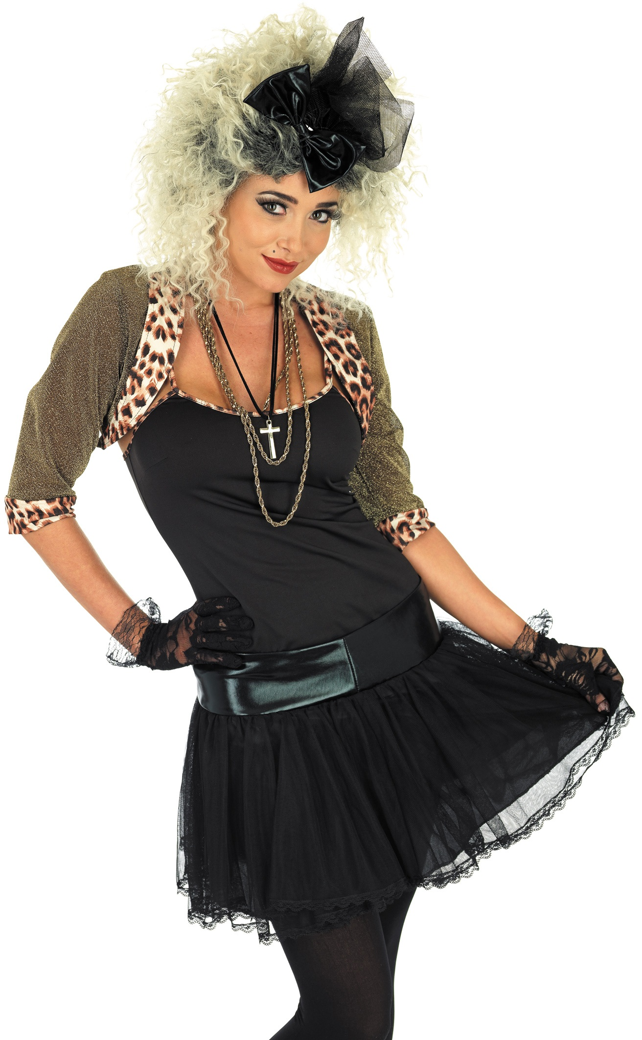 80s Pop Star Ladies Costume  465f9a05f212