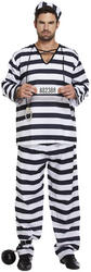 Jail Break Prisoner Costume