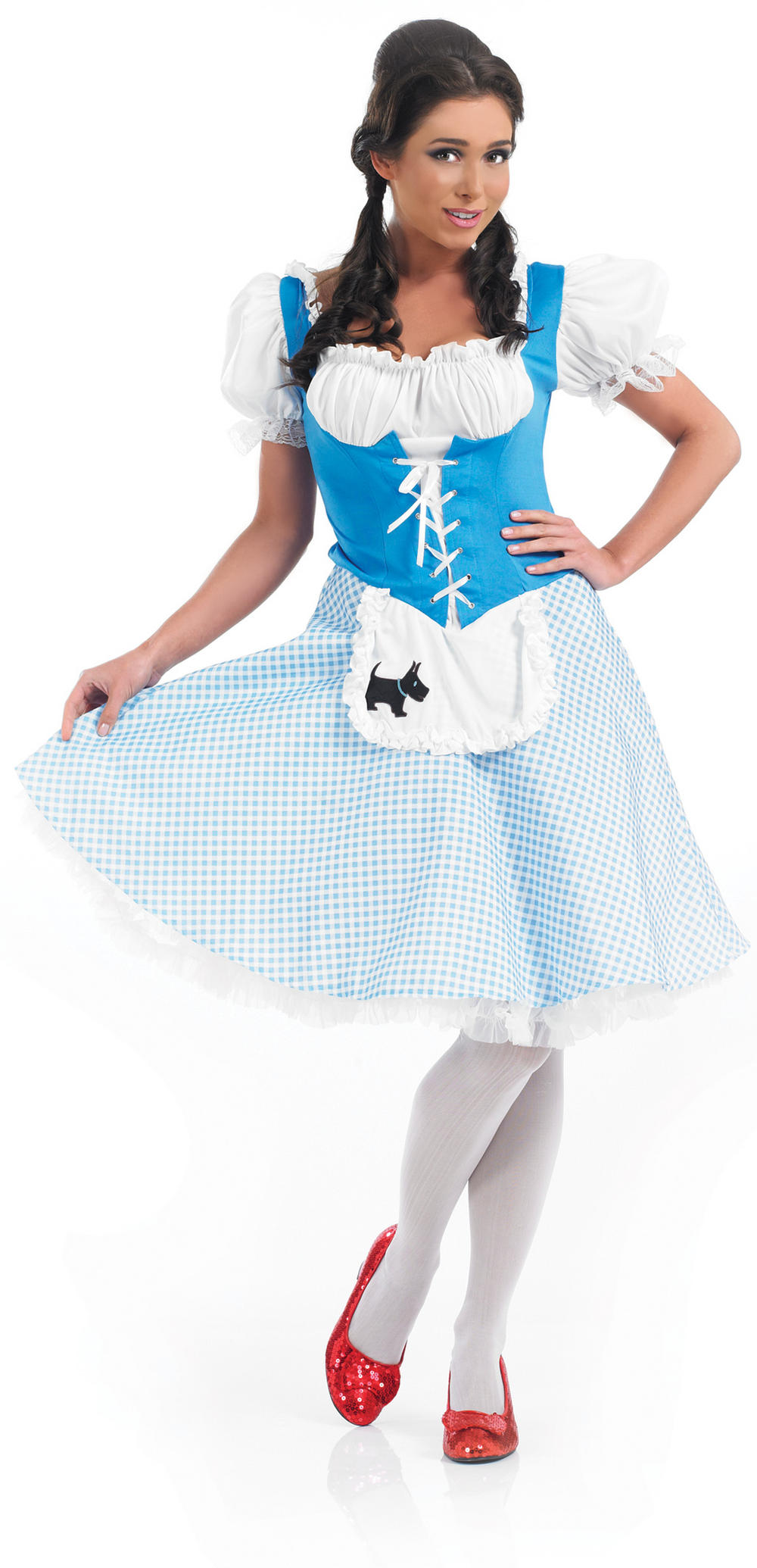Dorothy Knee Length Costume | TV, Book and Film Costumes | Mega ...