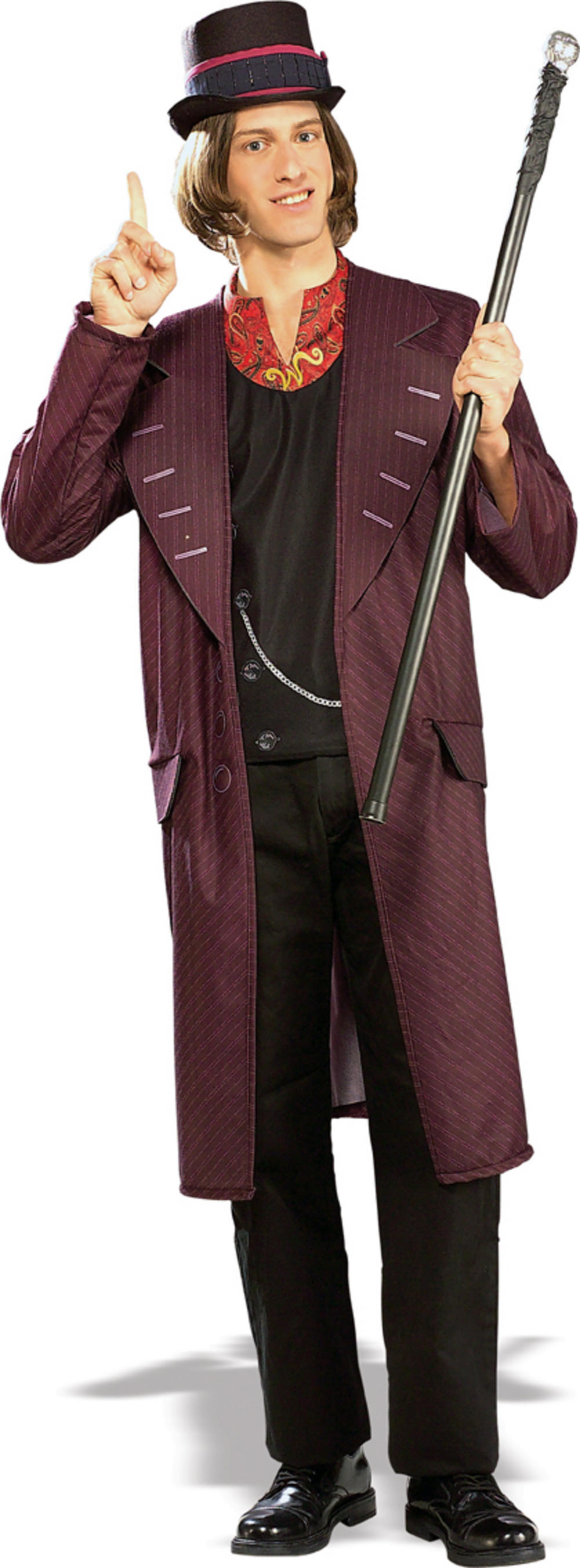 costume Willy adult wonka