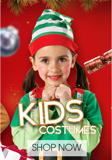 Kid's Christmas Costumes