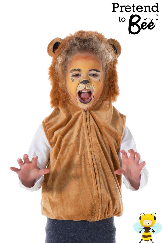 Lion Top Costume