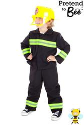 Fire & Rescue Costume