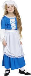 Girl's Tudor Girl Costume