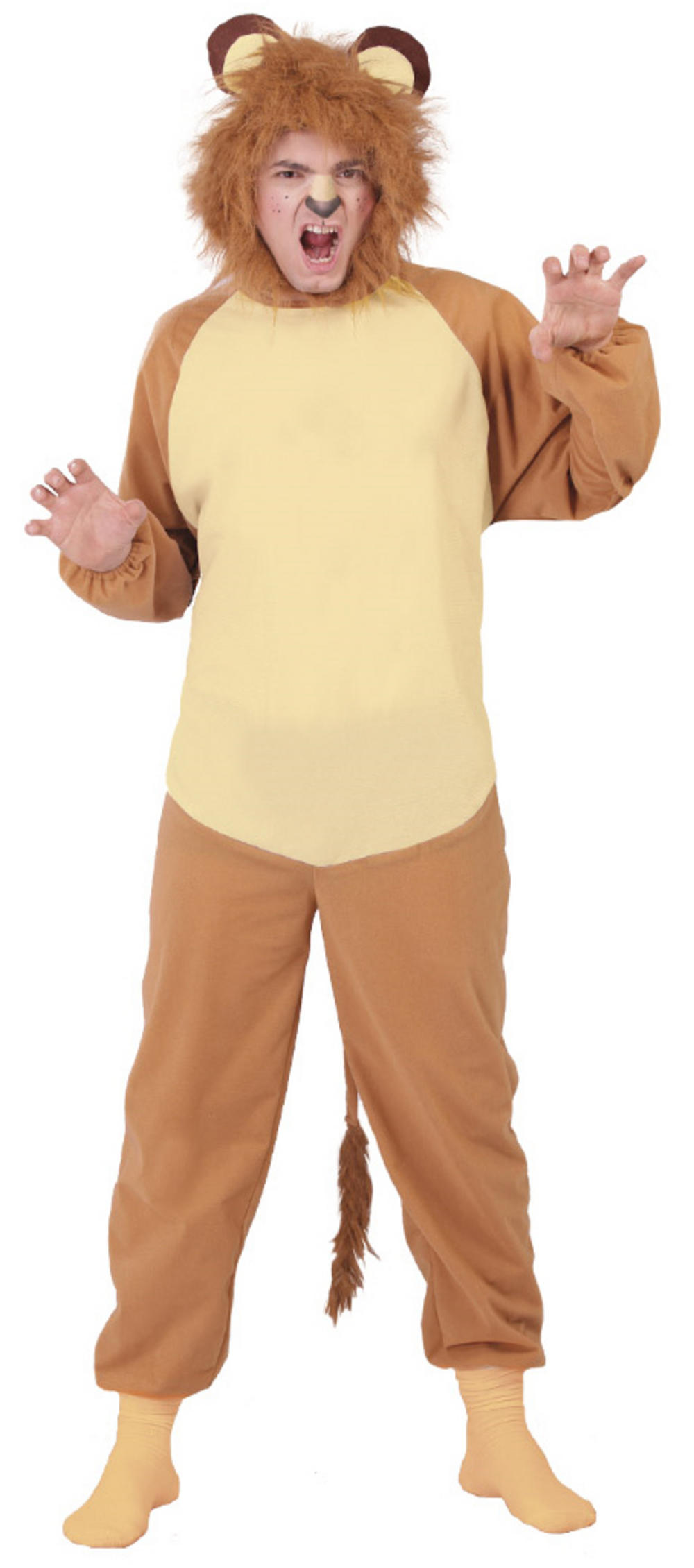Adult Lion Fancy Dress