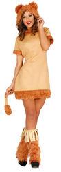 Adult Lioness Costume