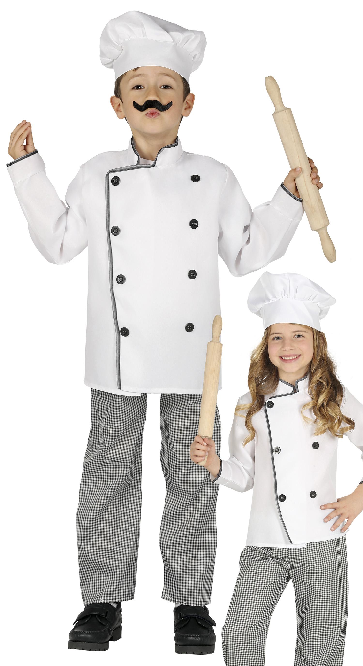 child chef costume letter c costumes mega fancy dress. Black Bedroom Furniture Sets. Home Design Ideas