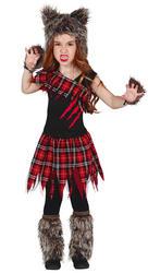 Child Scottish Wolf Costume 5-6 Years