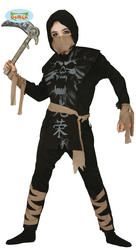 Child Ghost Ninja Costume