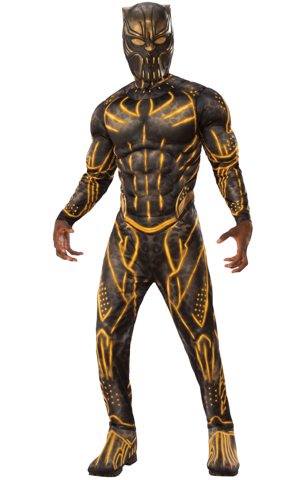 Mens Deluxe Killmonger Costume