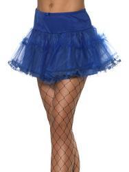 Blue Tulle Petticoat