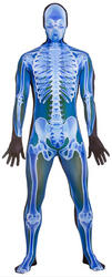 Adults X-Ray Skinz Costume