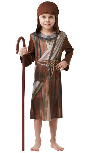 Kids Christmas Shepherd Costume