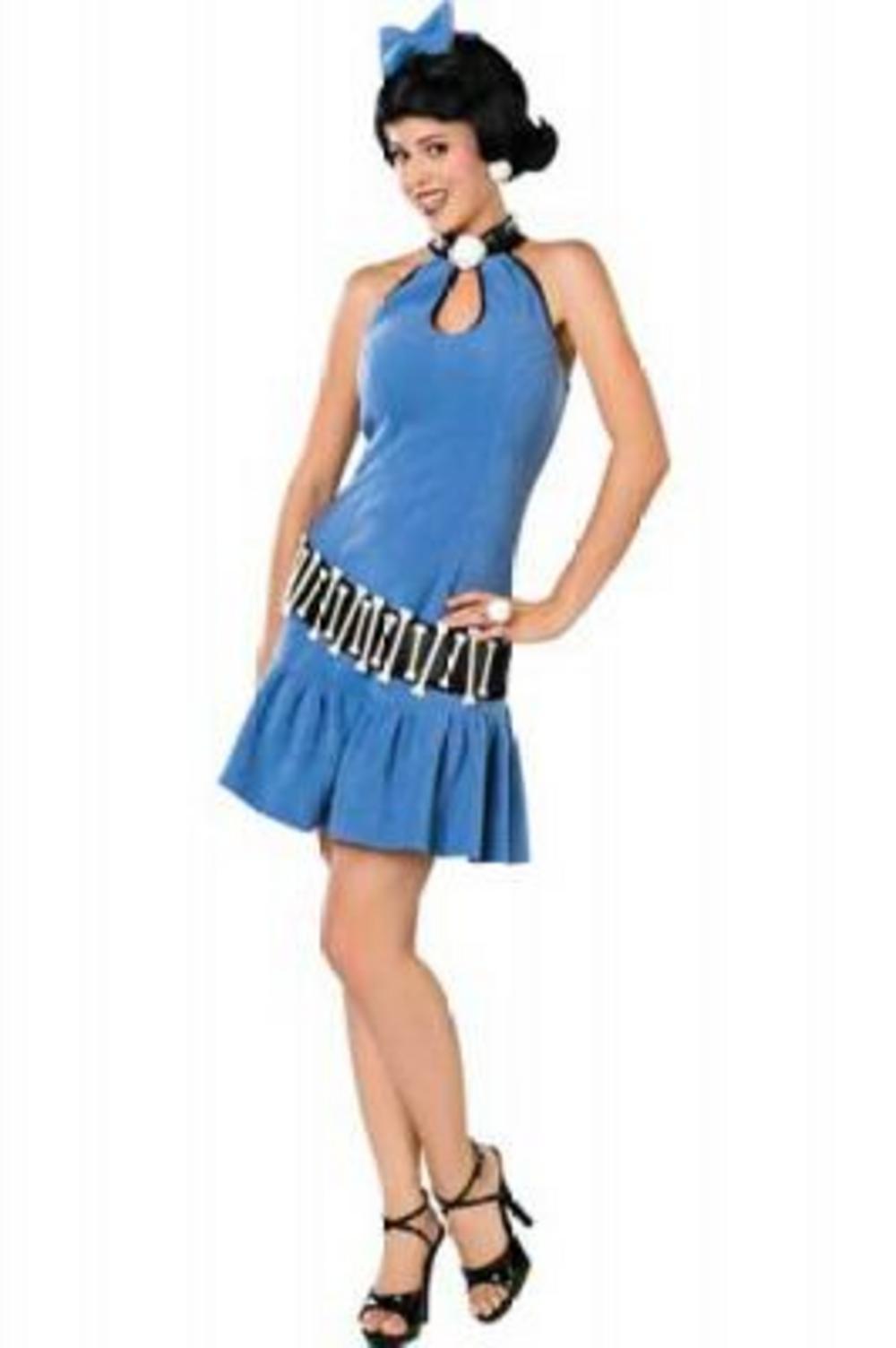 Flintstones Betty Rubble Fancy Dress Costume