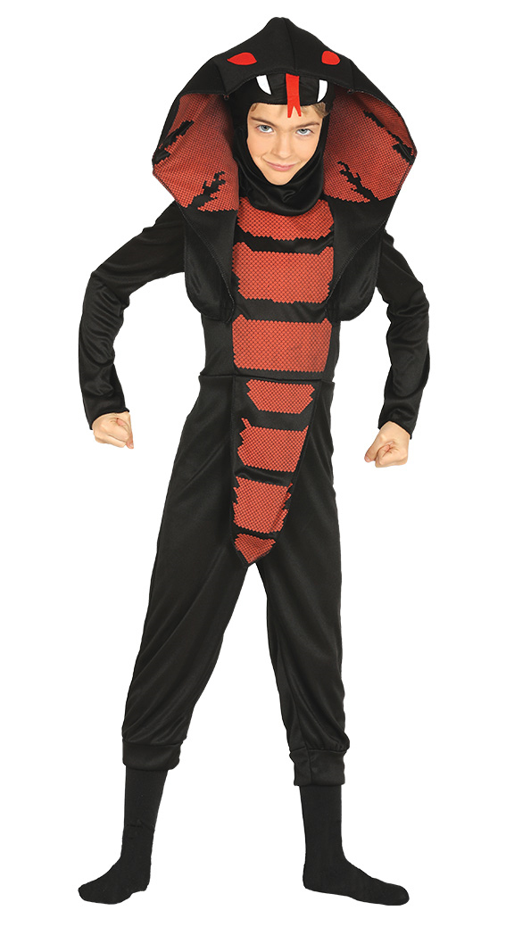 Halloween Costumes For Kids Boys 10 And Up.Details About Cobra Ninja Kids Childrens Fancy Dress Samurai Assassin Boys Halloween Costume