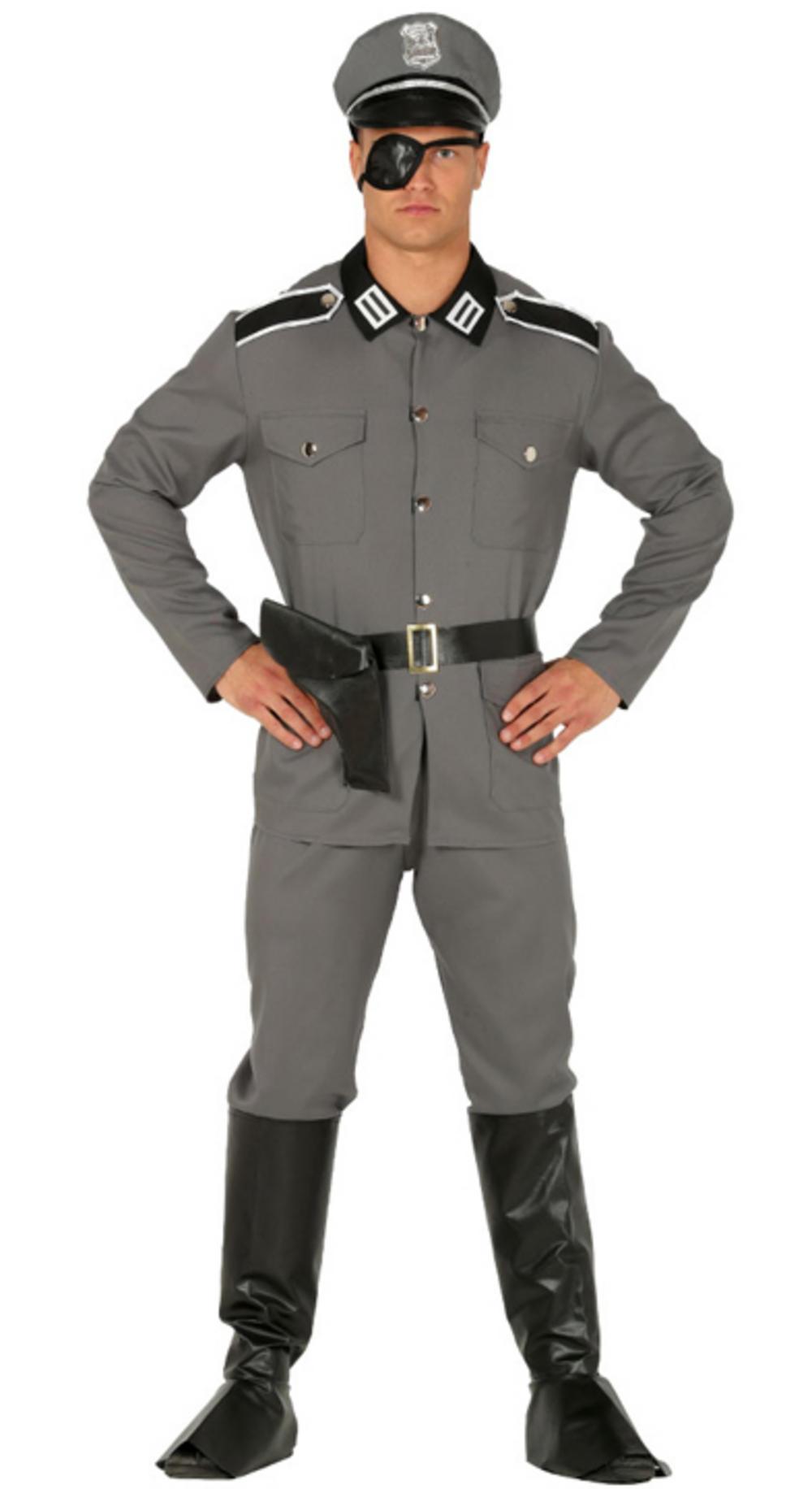Mens German Soldier Costume