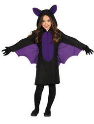 Kids Lady Bat Costume