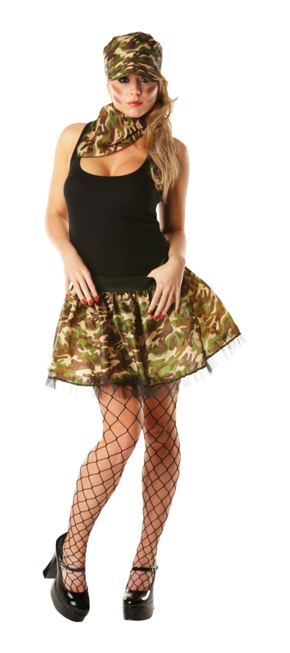 Army Tutu Kit