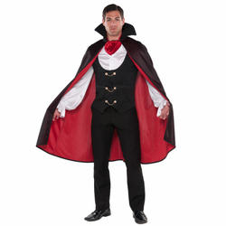 Mens True Vampire Costume
