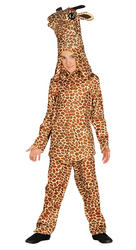 Childrens Giraffe Costume