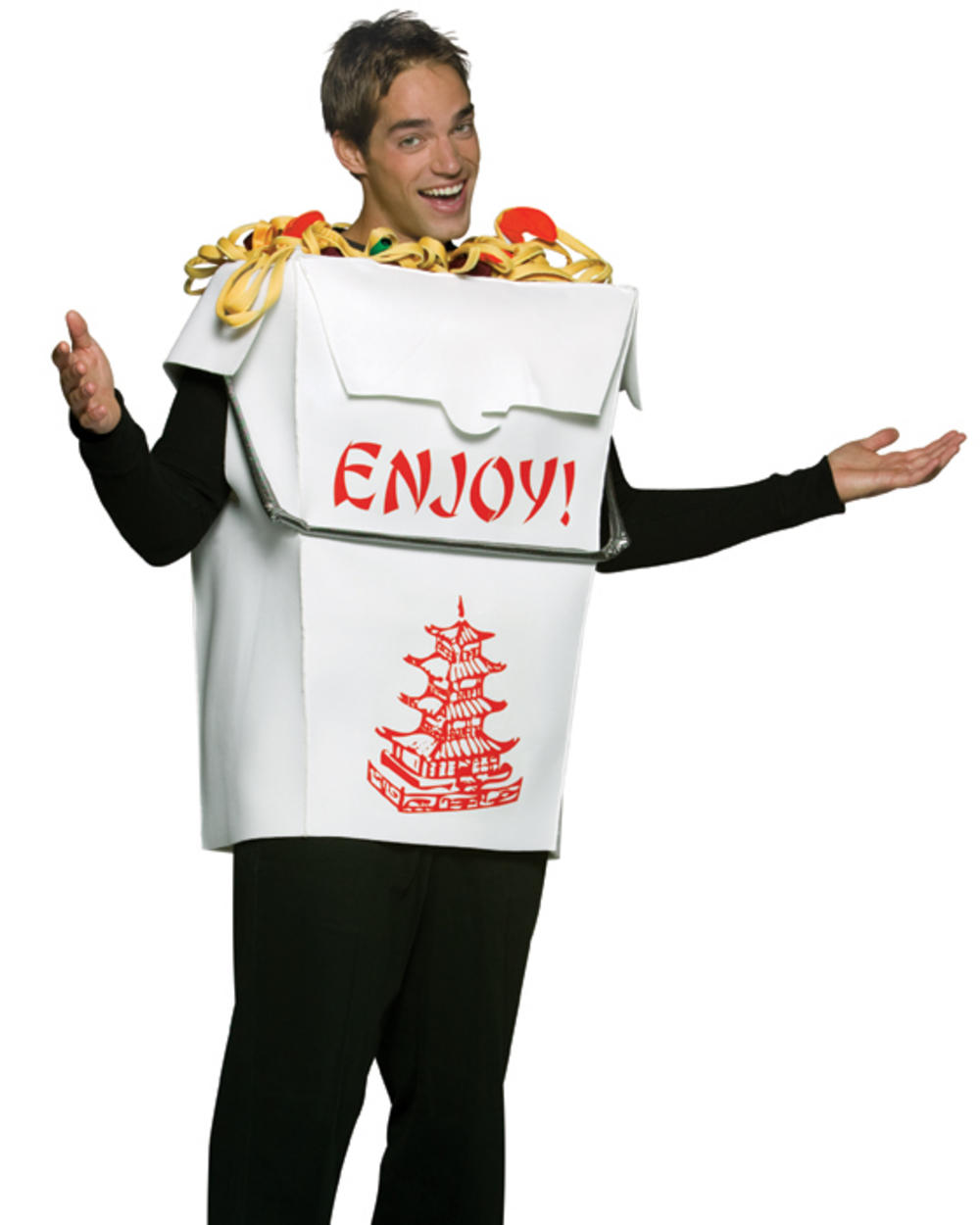 Dress up chinese - Chinese Take Out Costume