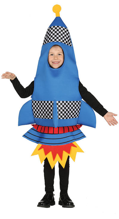 Kids Rocket Costume