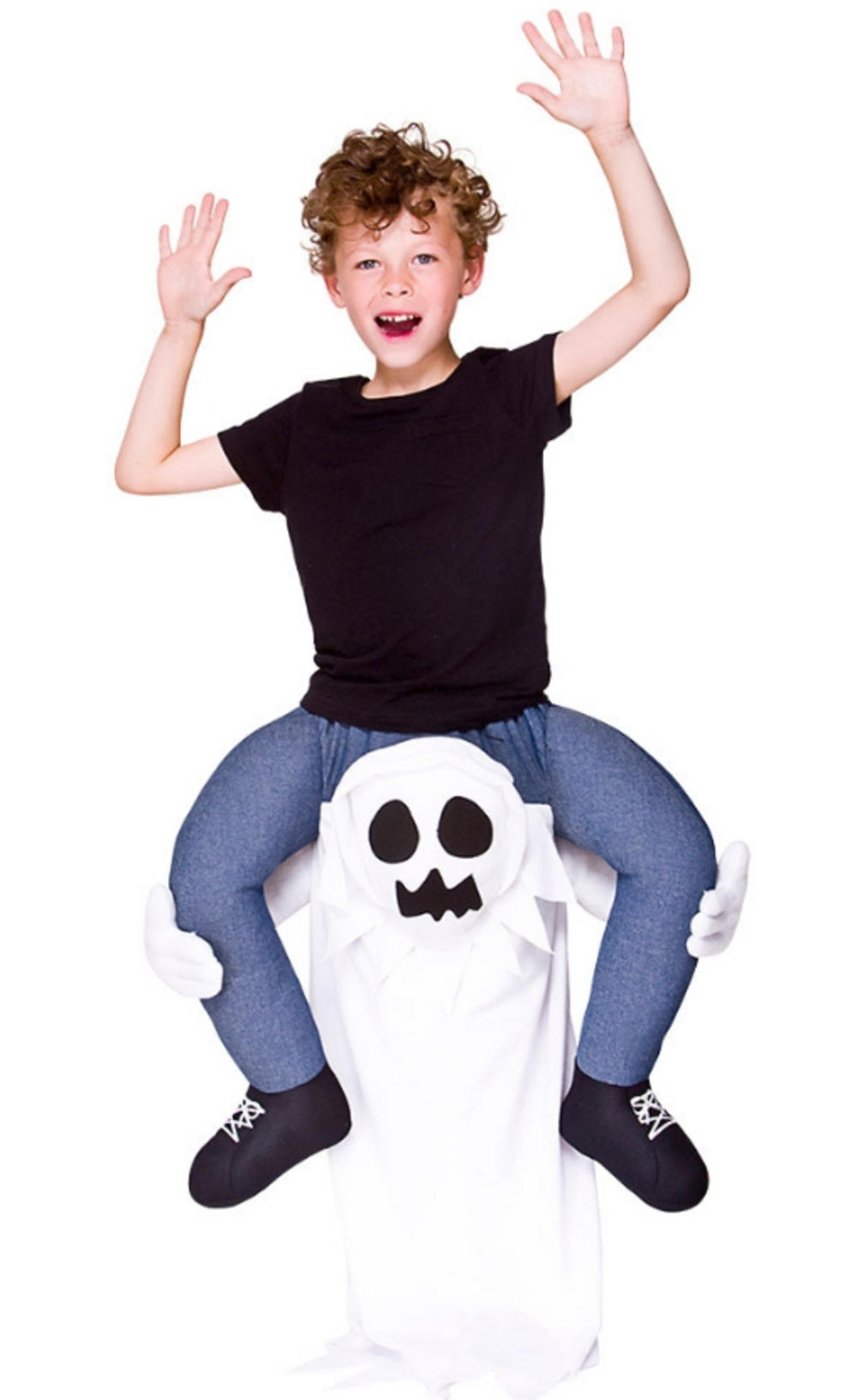 Carry Me Ghost Kids Costume