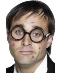 Black Schoolboy Geek Glasses
