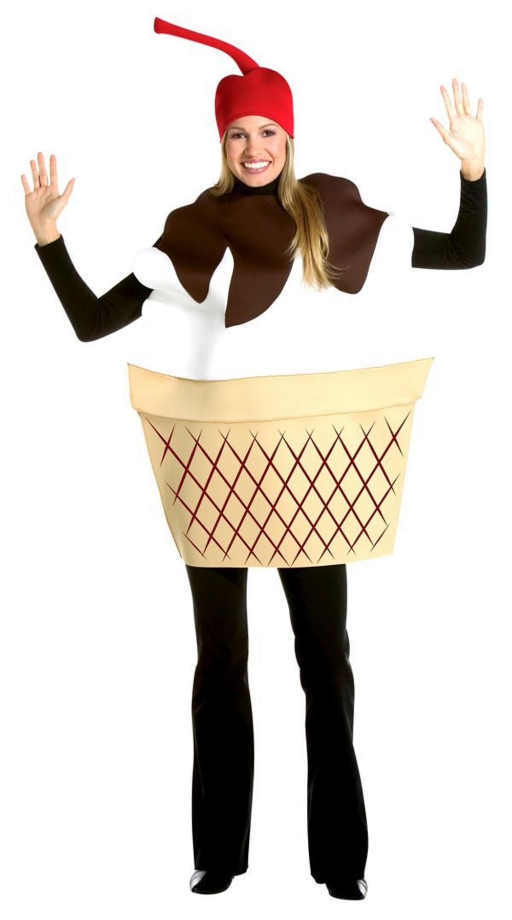 Ice Cream Sundae Costume