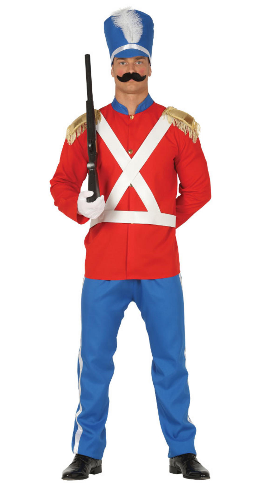 Mens Little Soldier Costume
