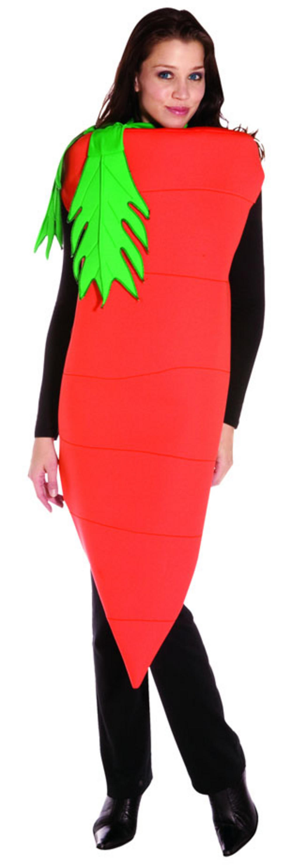 Giant Carrot Costume