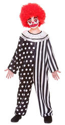 Kreepy Klown Boys Costume