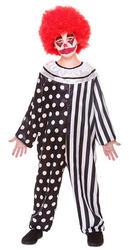 Kreepy Klown Boys Costume