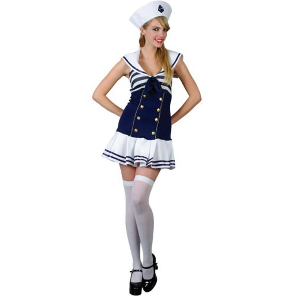 Saucy Sailor Girl Costume