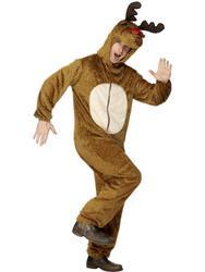 Adult' Christmas Reindeer Costume