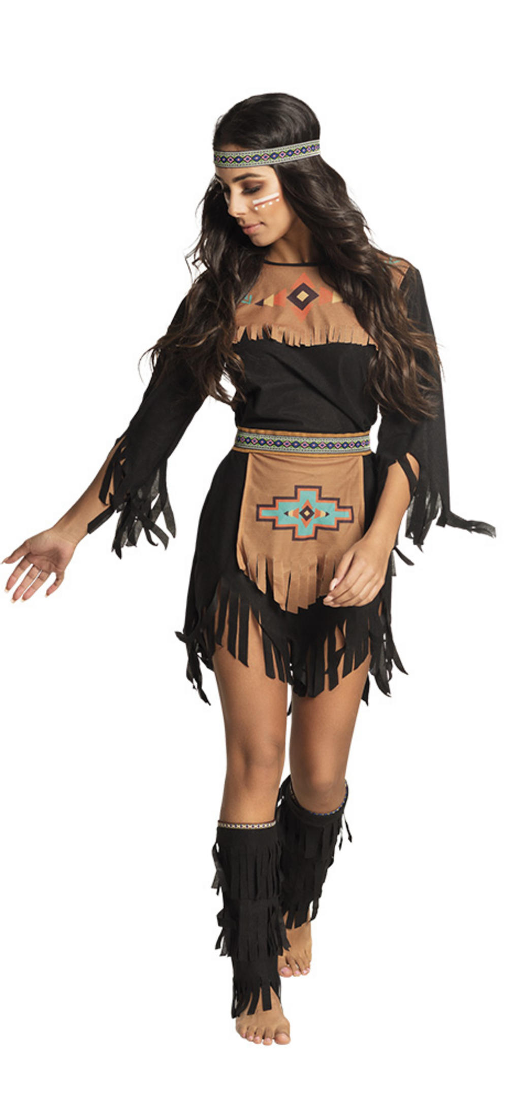 Indian She-wolf Costume