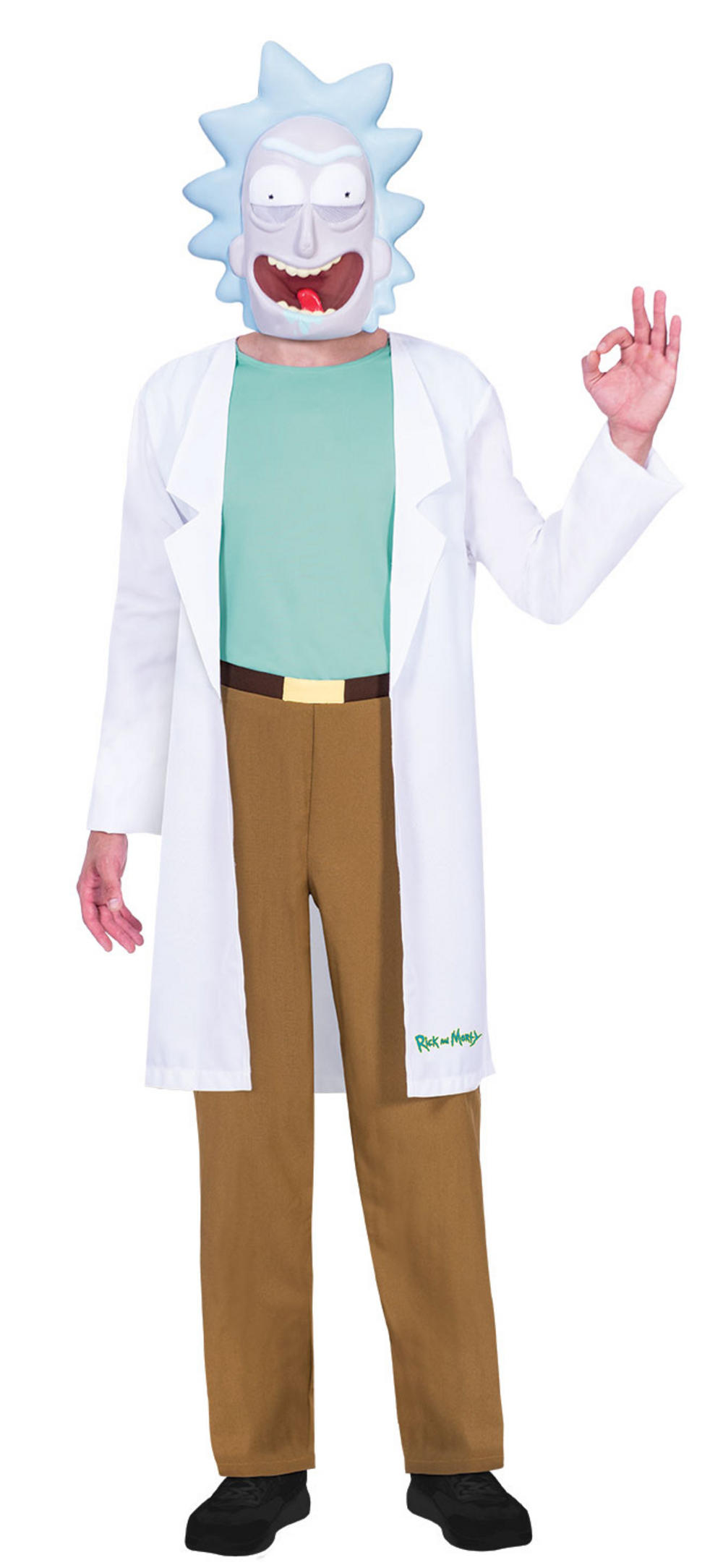 Rick Mens Costume