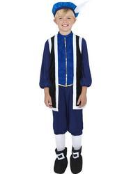 Tudor Boy Historical Costume