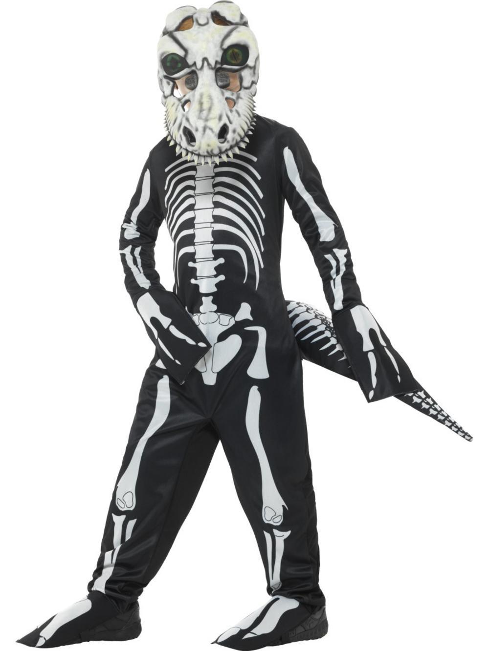 Deluxe T-Rex Skeleton Costume Medium
