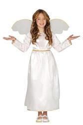 Girls Angel Fancy Dress