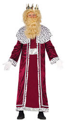 Red Wise Man Mens Costume
