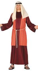 Brown Pastor San Jose Mens Costume