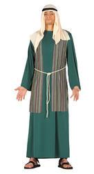 Green Pastor San Jose Mens Costume