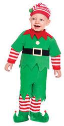 Elf Suit Kids Costume